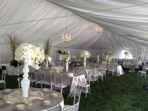 tent draping rental for wedding los angeles chiavari chairs chandeliers