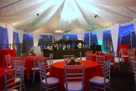 silver chiavari chair rental pasadena