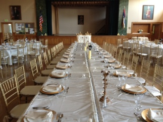 gold chiavari chair rental Monterey Park