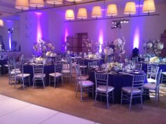 Silver Chiavari Chair Rental terranea Resort