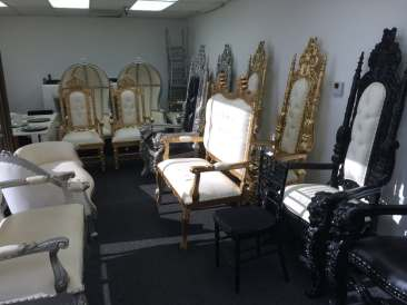 Our Throne Selection